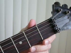 familias de acordes de guitarra