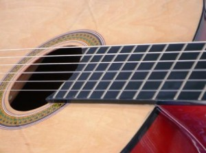 guitarra acustica, criolla, clasica, española